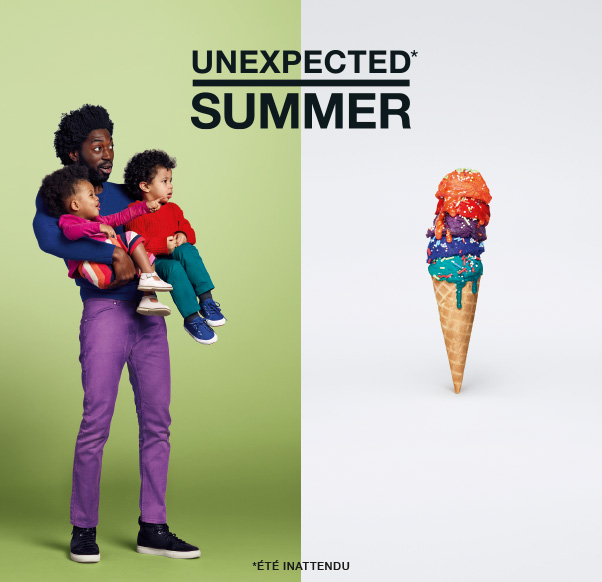 UNEXPECTED SUMMER
