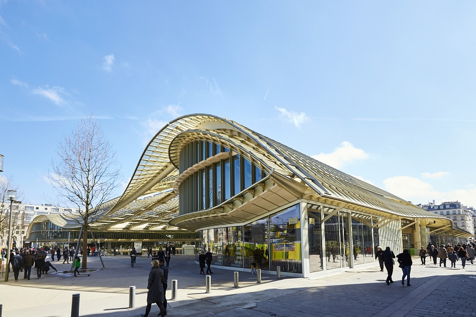 Le centre forum des halles paris for Piscine a chatelet